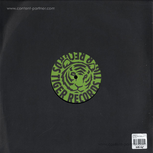 primate c - be free with you love (Back)