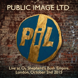 public image limited - live at o2 shepards bush empire 2015