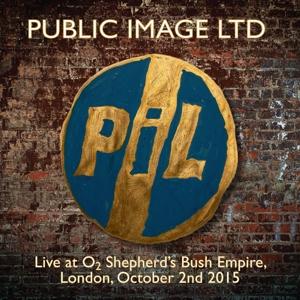 public image limited - live at o2 shepards bush empire 2015
