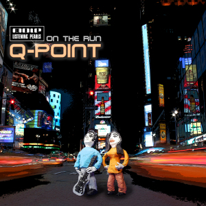 q-point - on the run