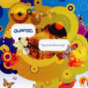 quantic - apricot morning cd