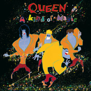 queen - a kind of magic (2011 remastered)