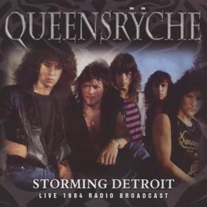queensryche - storming detroit