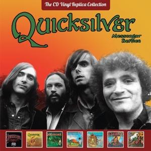 quicksilver messenger service - cd vinyl replica collection