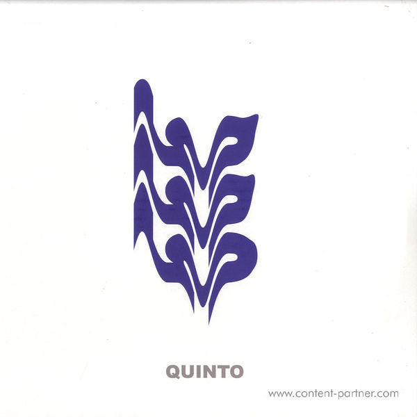 quinto - 555 (vinyl only)