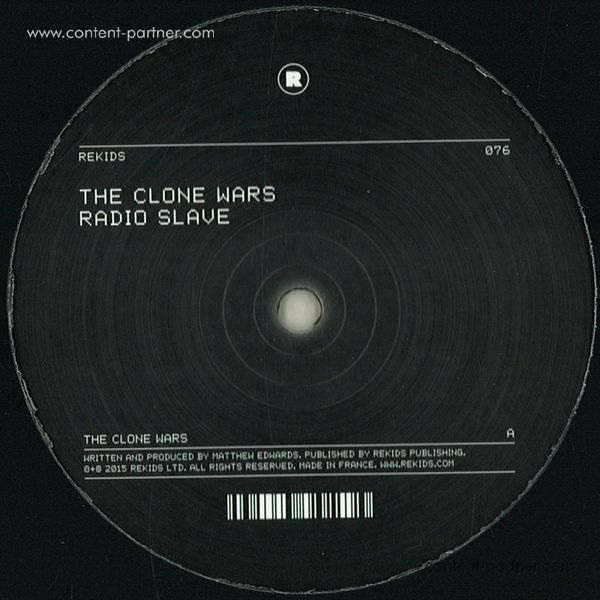 radio slave - the clone wars