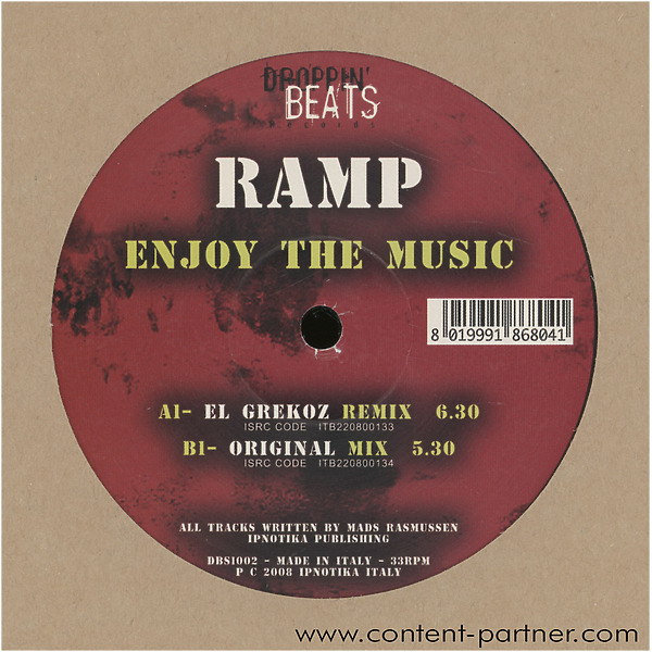 ramp - enjoy the music