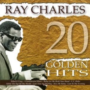 ray charles - 20 golden hits