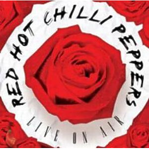 red hot chili peppers - live on air
