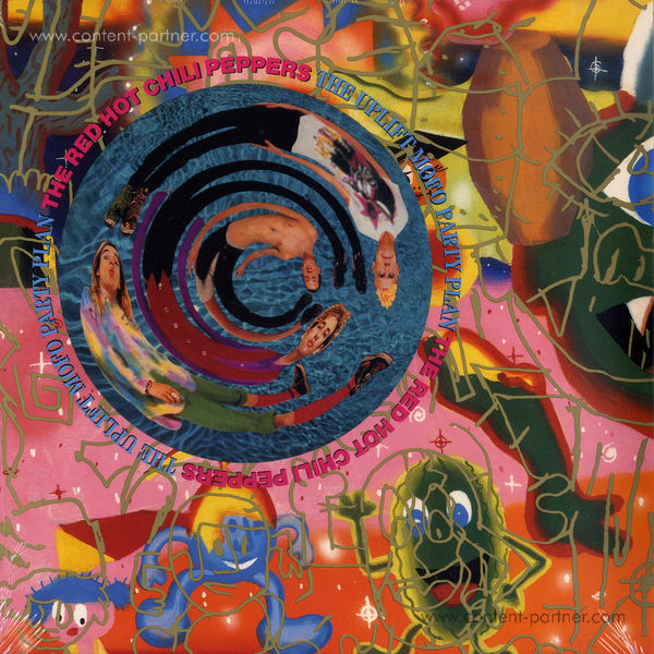 red hot chili peppers - uplift mofo party plan