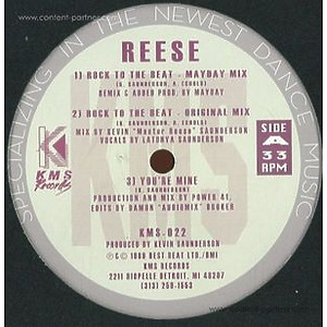 reese - rock to the beat