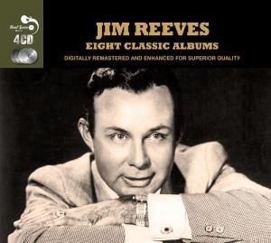 reeves,jim - 8 classic albums