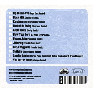 renegades of jazz - hip to the remix (Back)