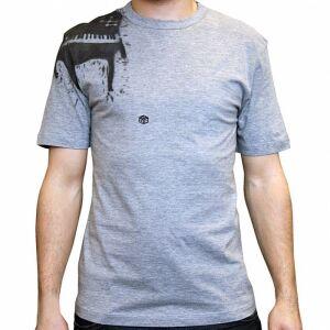 resopal t-shirt weiss-schwarz - der dritte raum piano l