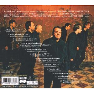 richard galliano - piazzolla forever (Back)