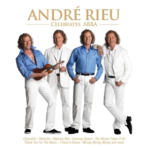 rieu,andr? - andre rieu celebrates abba-music of the