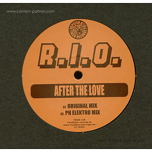 r.i.o. - after the love (back in)