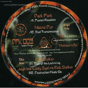 rob stalker & dark fork - meltdown ep (BACK IN)