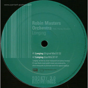 robin masters orchestra - longing / my mood