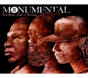 rock,pete & smif n wessun - monumental