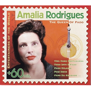 rodrigues,amalia - amalia rodrigues-the queen of fado
