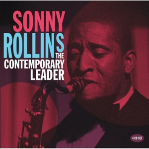 rollins,sonny - the contemporary leader