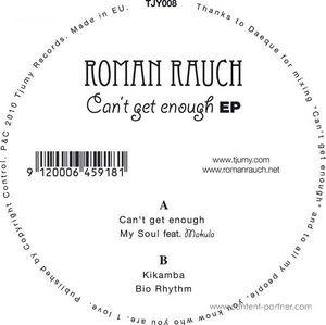 roman rauch - can't get enough ep