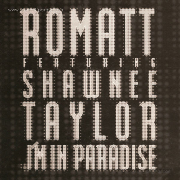 romatt feat. shawnee taylor - i'm in paradise (Back)