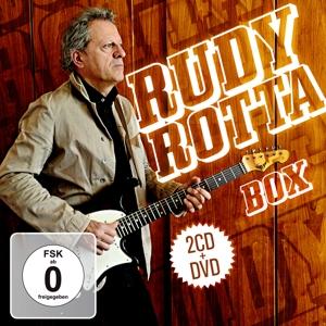 rotta,rudy - rudy rotta box.2cd+dvd