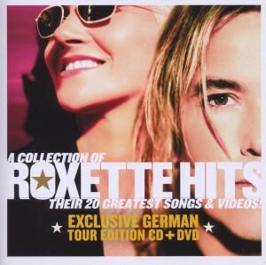 roxette - hits cd & dvd