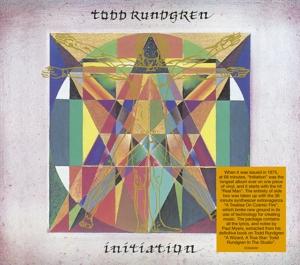 rundgren,todd - initiation (deluxe edition)