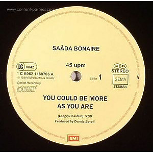 saada bonaire - you could be more as you are
