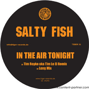 salty fish - in the air tonight