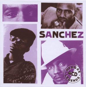 sanchez - reggae legends (box set)