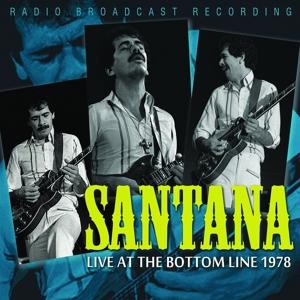 santana - live at the bottom line 1978