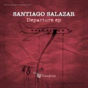 santiago salazar - departure ep