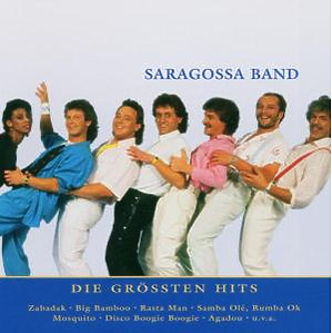saragossa band - nur das beste