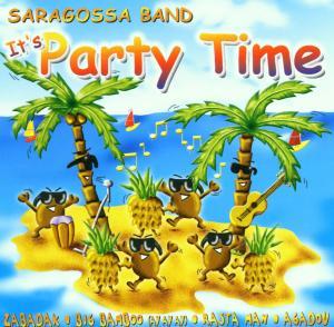 saragossa band - saragossa party