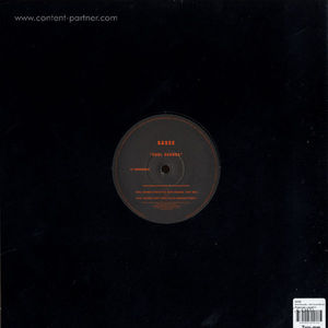 sasse - soul sounds (dirt crew rmx) Ltd Repress