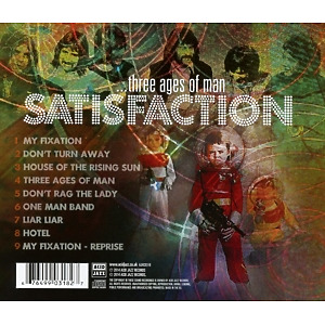 satisfaction - three ages of man (Back)