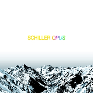 schiller - opus - limited white edition