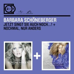 sch?neberger,barbara - 2 for 1: jetzt singt sie.../nochmal,nur