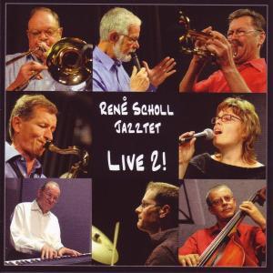scholl jazztett,rene - live 2-broadway,broadway