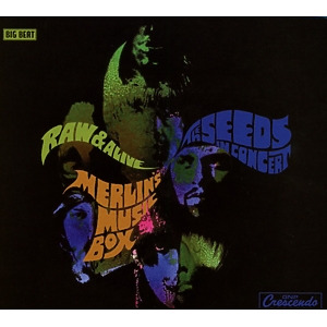 seeds,the - raw & alive (2cd-deluxe edition)