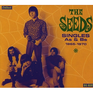 seeds,the - singles a's & b's 1965-1970