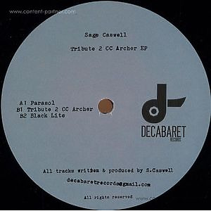 serge caswell - tribute 2 cc archer ep