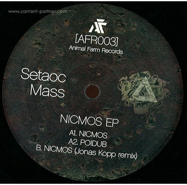 setaoc mass - nicmos ep (jonas kopp remix)