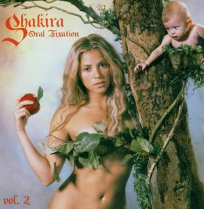 shakira - oral fixation vol.2