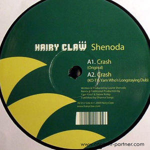 shenoda - crash (alex attias/ yam who rmx)