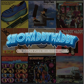 showaddywaddy - the complete studio recordings 1973-1988